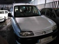 Despiece de CITROEN BERLINGO `2000 2.0 800 HDi Furg.