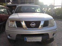 Despiece de NISSAN NAVARA PICK-UP (D40M) `2008 Doble Cab LE 4X4