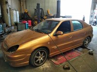Despiece de CITROEN XSARA BERLINA `2001 2.0 HDi Exclusive (66kW)
