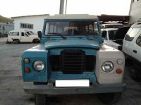Despiece de LAND ROVER SANTANA `1984 109