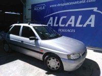 Despiece de FORD ESCORT BERL./TURNIER `1999 CLX Berlina