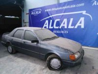Despiece de FORD SIERRA BERLINA `1987 CL